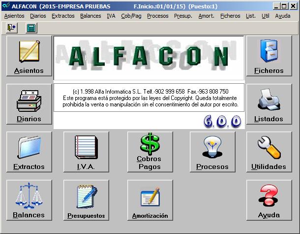 AlfaCon Contabilidad y Finanzas