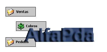 Soluciones de Gestión Empresarial, AlfaPda - PDA's Windows
